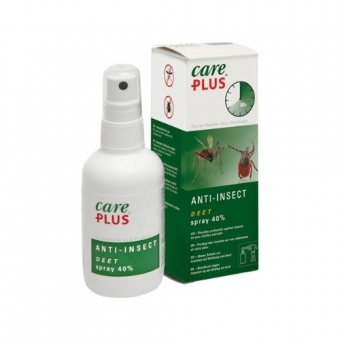 Care Plus Anti insect Deet 40% Spray 100ml